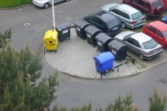 Prostor pro popelnice