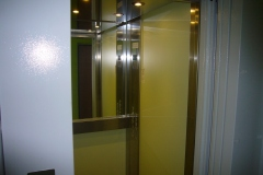 Nové výtahy Vaněrka