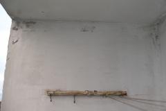 Stav lodžií před rekonstrukcí